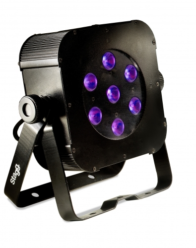Stagg Pro Lighting - Flat Par 02