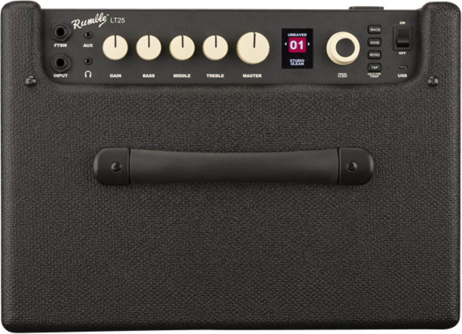 Fender Rumble LT25 Bass Combo Amplifier