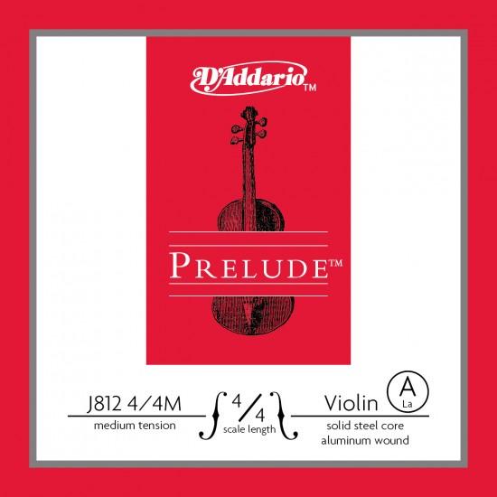 D`Addario J810 Prelude Violin Strings