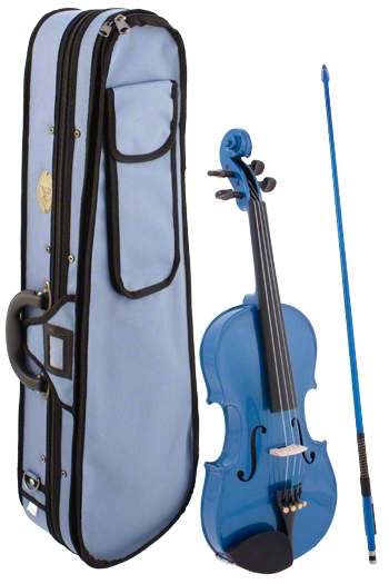 Stentor Harlequin Blue Violin