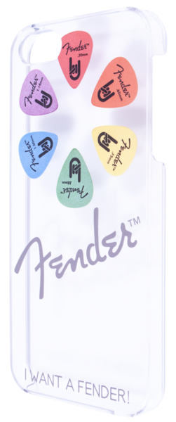 Fender Picks iPhone 5 Case