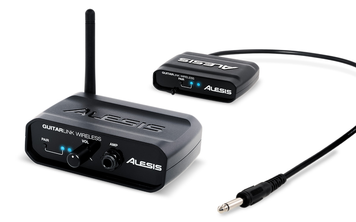 Alesis Guitarlink Wireless - Portable Guitar Wireless System