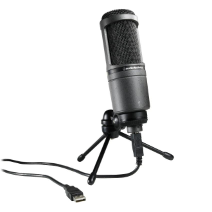 Audio Technica AT2020 USB