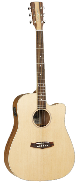 Tanglewood Nashville IV Electric Acoustic Dreadnought
