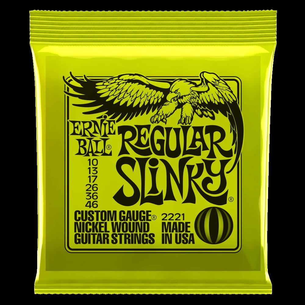 Ernie Ball Regular Slinkys