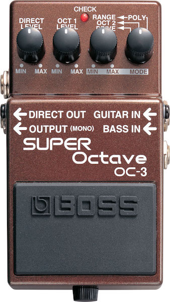 Boss OC-3 - Super Ocatve