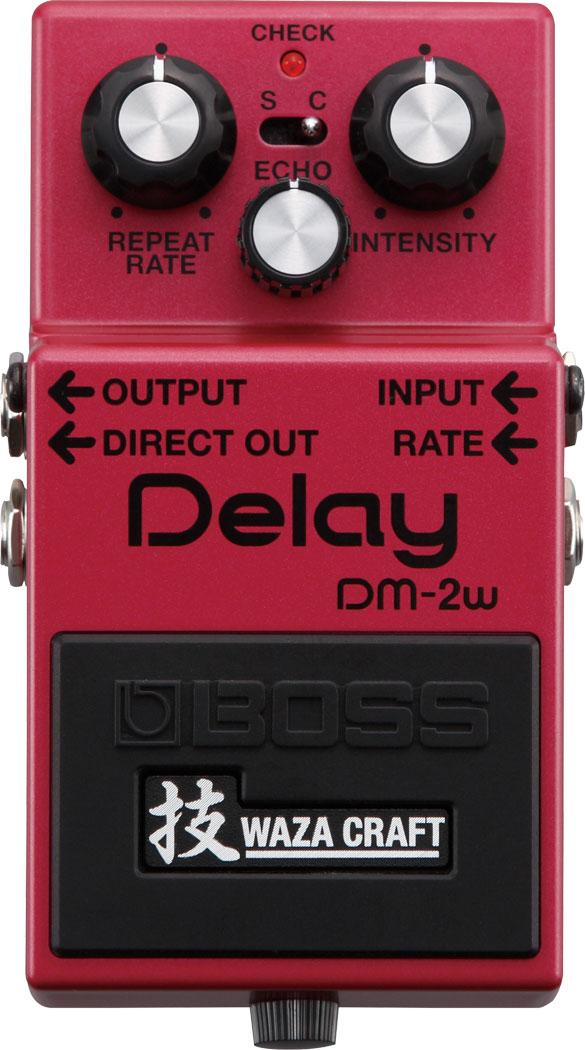 Boss DM-2W - Waza Craft Delay