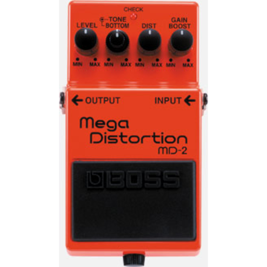 Boss MD-2 - Mega Distortion