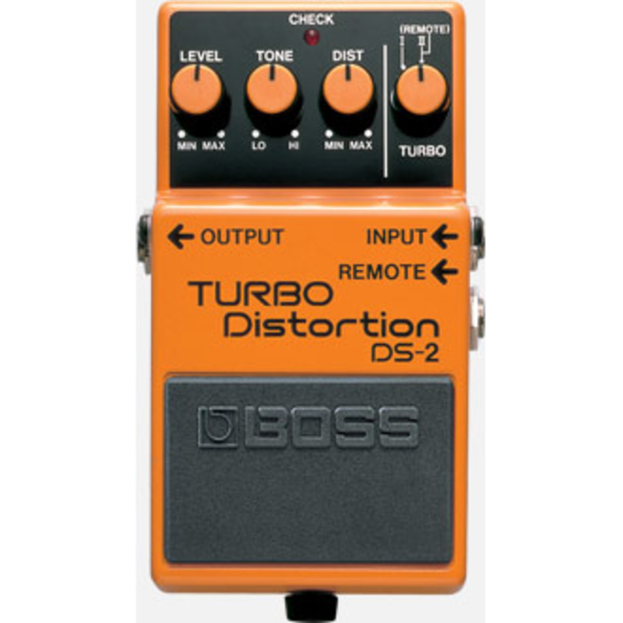 Boss DS-2 - Turbo Distortion