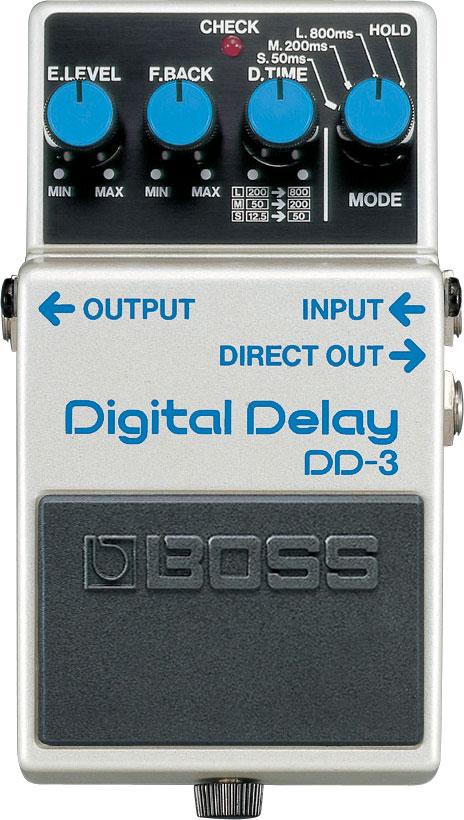 Boss DD-3 - Digital Delay