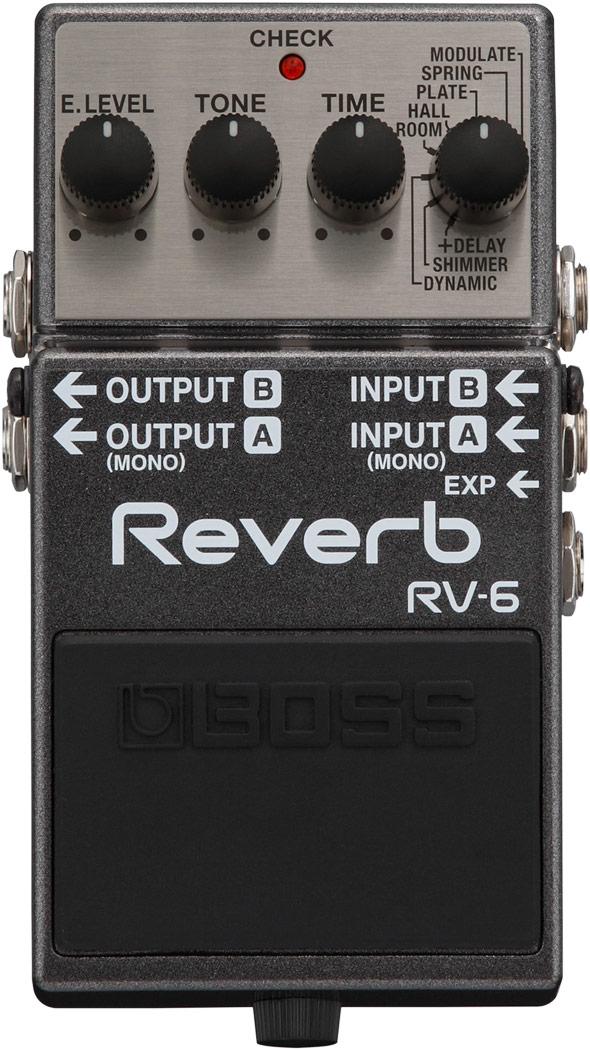 Boss RV-6 - Reverb