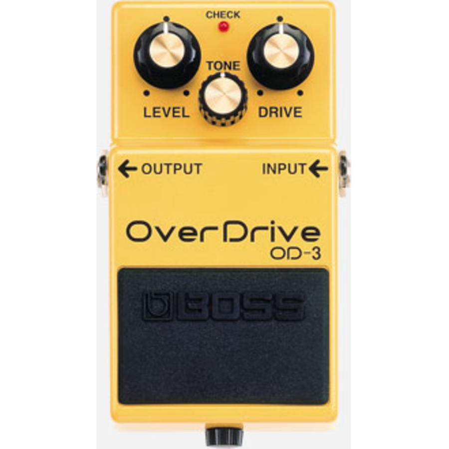 Boss OD-3 - Overdrive