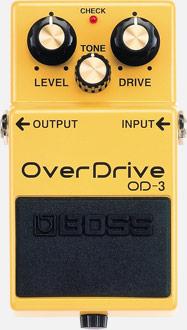 Boss ODB-3 - Bass Over Drive