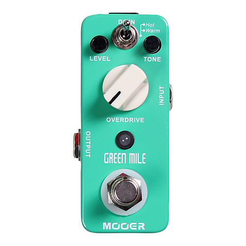 Mooer - Green Mile - Overdrive