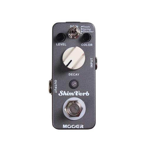 Mooer - ShimVerb - Digital Reverb