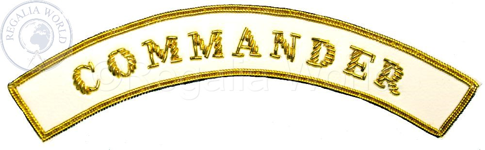 KT Provincial Bodyguard Commanders Badge
