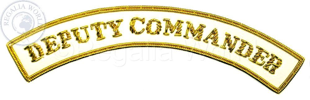 KT Provincial Bodyguard Deputy Commanders Badge