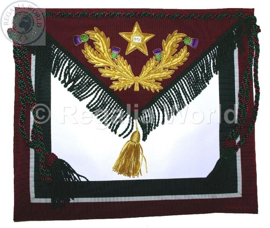 ROS Substitute Provincial Grand Master apron