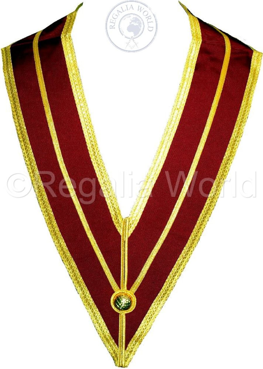 RSM Grand Officer Very Illustrious Companion collar