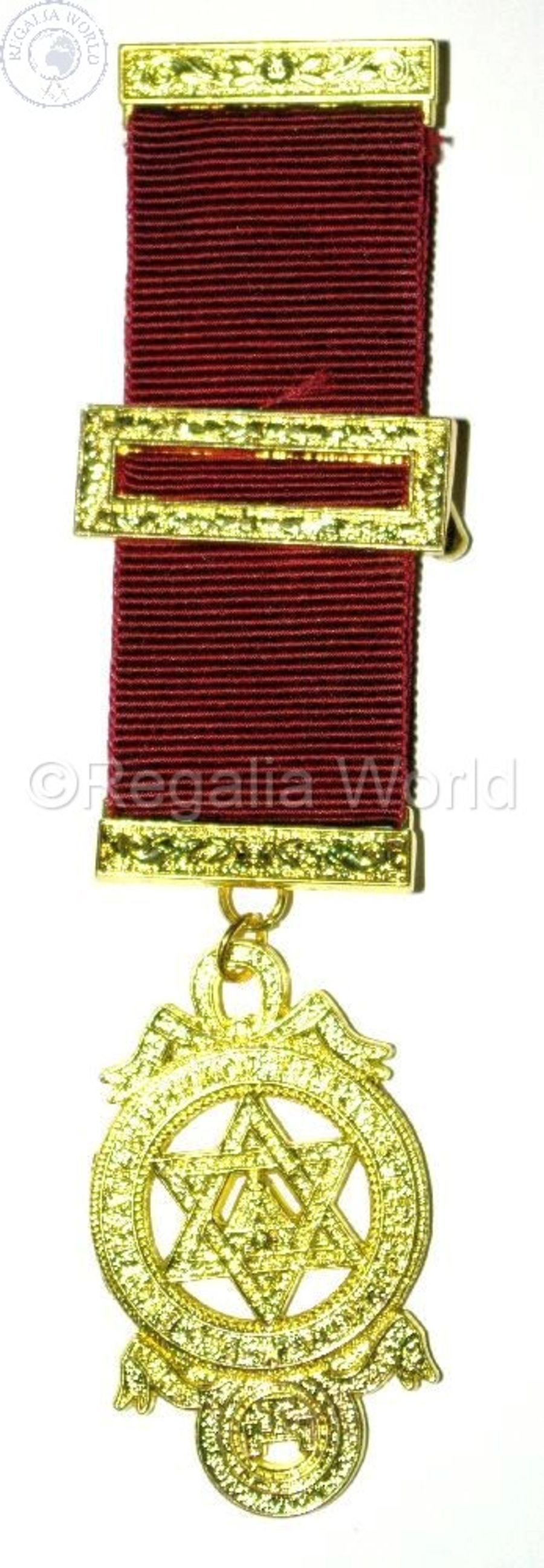 RA Principals Breast Jewel