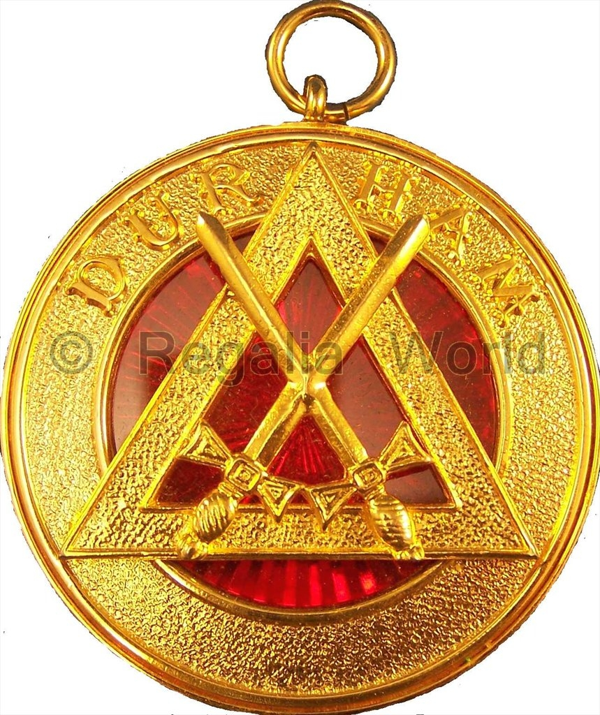 RA Provincial Past Rank Collarette Jewel