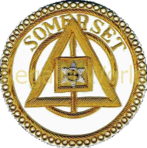 RA Provincial Apron Badge