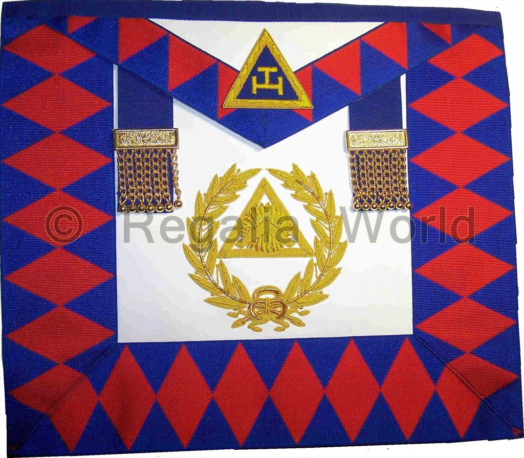 RA Grand Rank Apron and  Sash