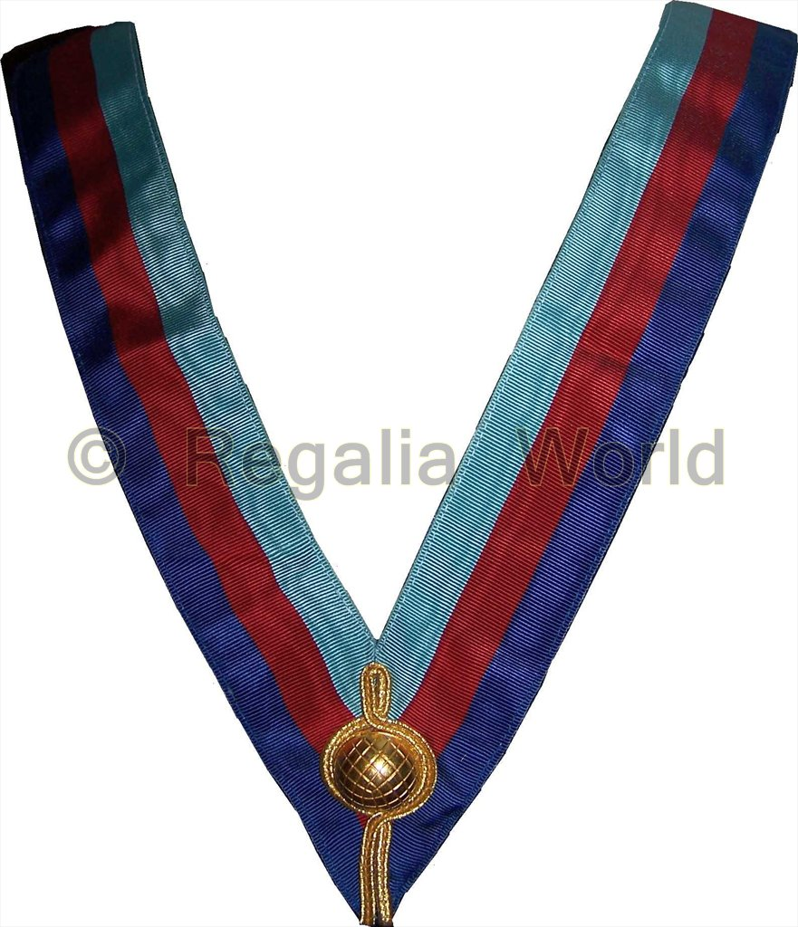RA Grand Rank 4 inch Collar