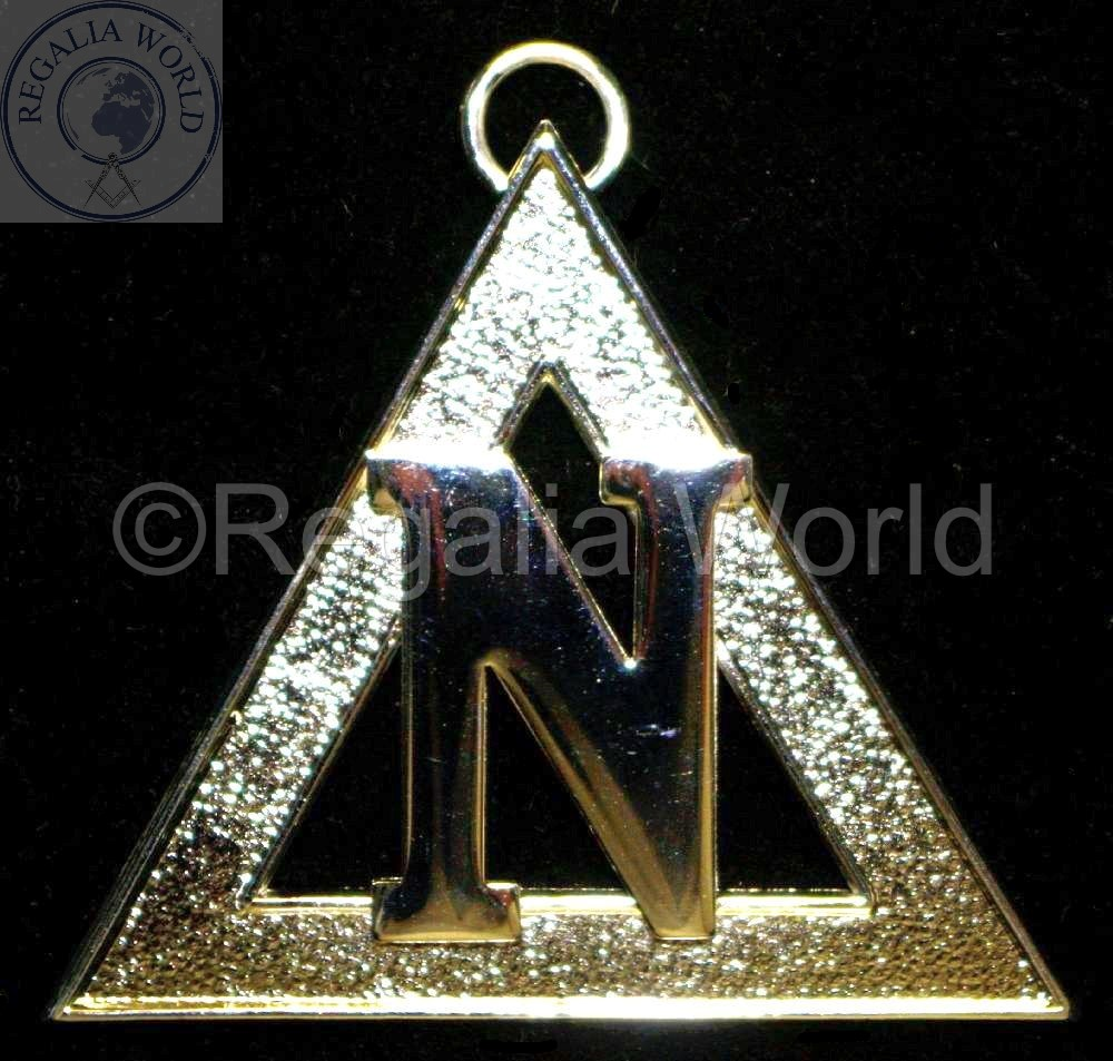 RAM Officers Collar Jewel