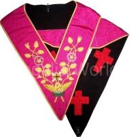 Rose Croix 18th degree Collar