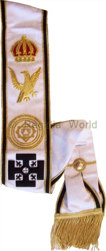 RCC Grand Officers Patriarchal Sash