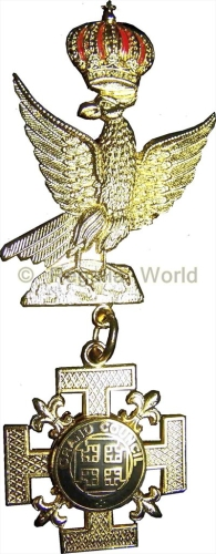 RCC Grand Officers Collarette Jewel
