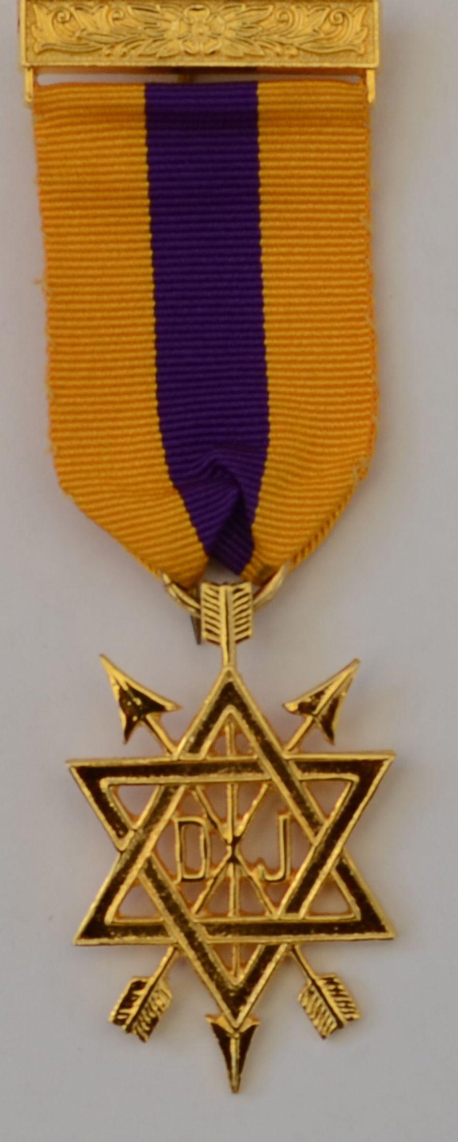 OSM 2nd Degree Jewel