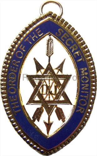OSM Provincial Collarette Jewel