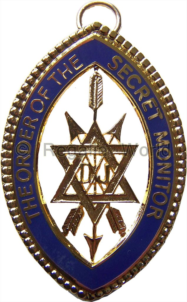 OSM Grand Rank Collarette Jewel