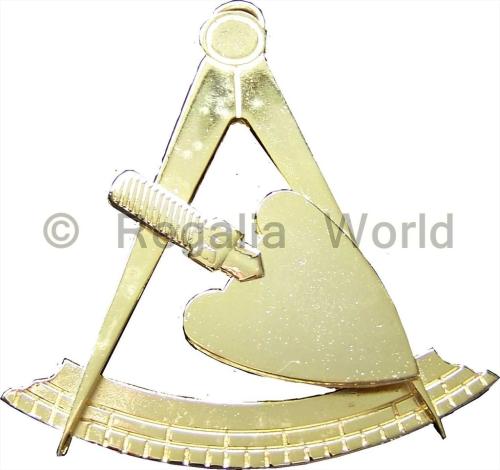 R&SM Officer/Master/Past Master Collar Jewel