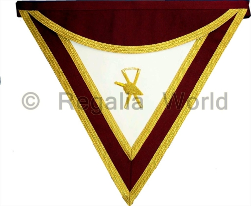 R&SM Grand Officers Apron