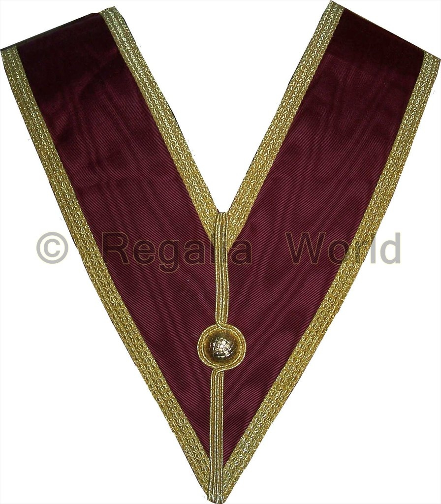 R&SM Grand Officers Collar
