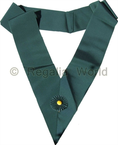 ROS Cordon Sash - Green