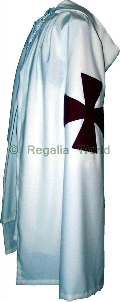 Knight Templar Mantle