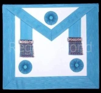 Craft Master Masons Apron - lambskin