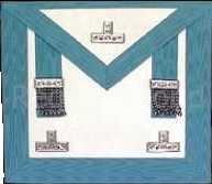 Craft Worshipful Masters Apron - lambskin