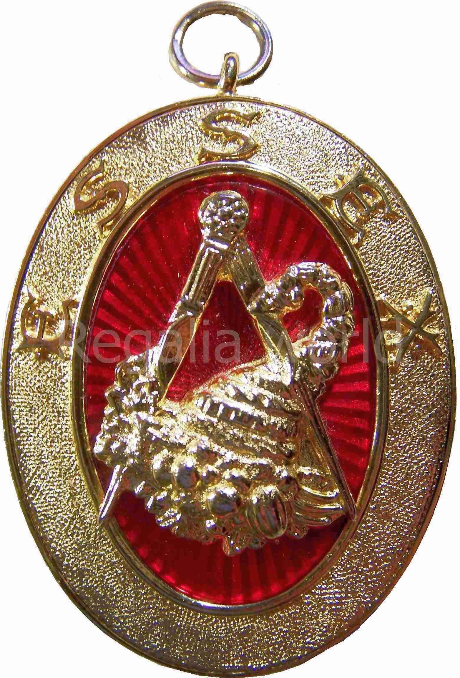 Craft Stewards Past Rank Collar Jewel