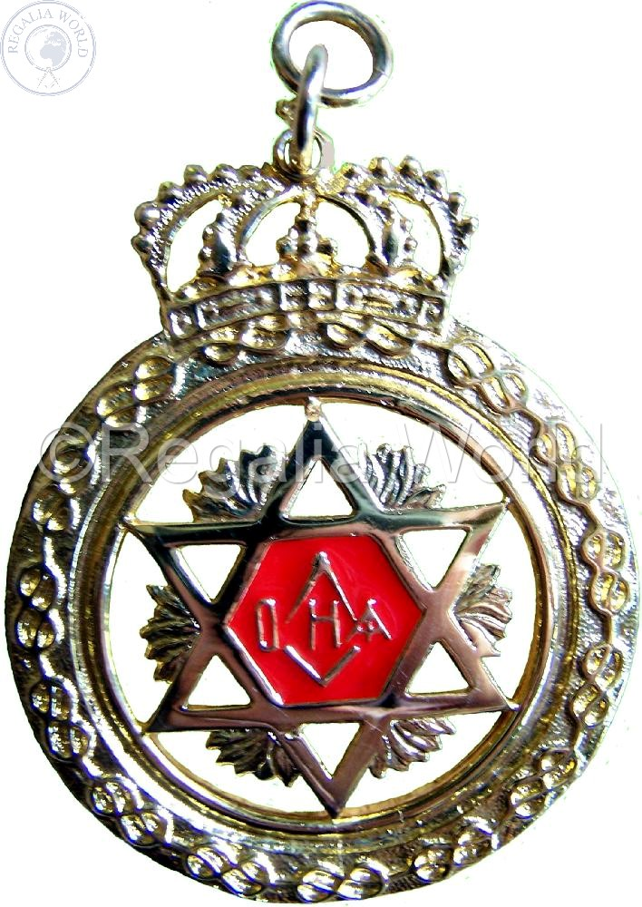 Scottish Masters of St Andrew Jewel