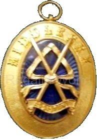 Craft Provincial Past Rank Collar Jewel