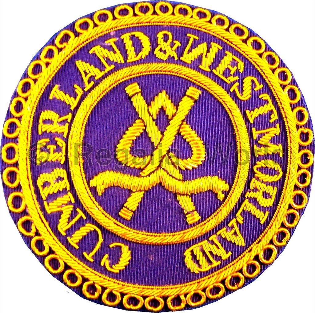 Craft Provincial Cuff badges