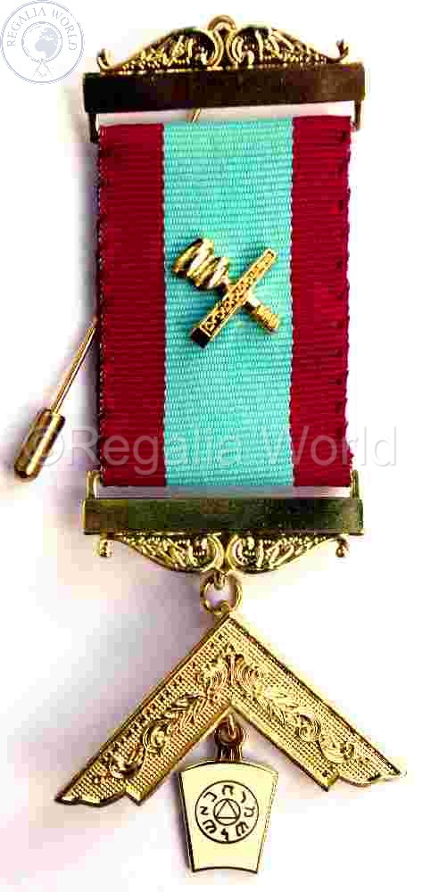 Mark Past Master Breast Jewel