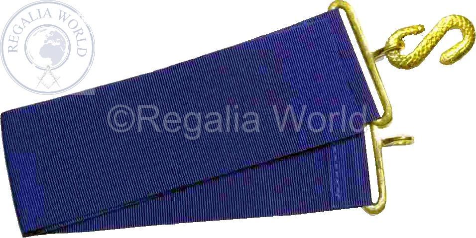 Grand Rank dark blue belt extender