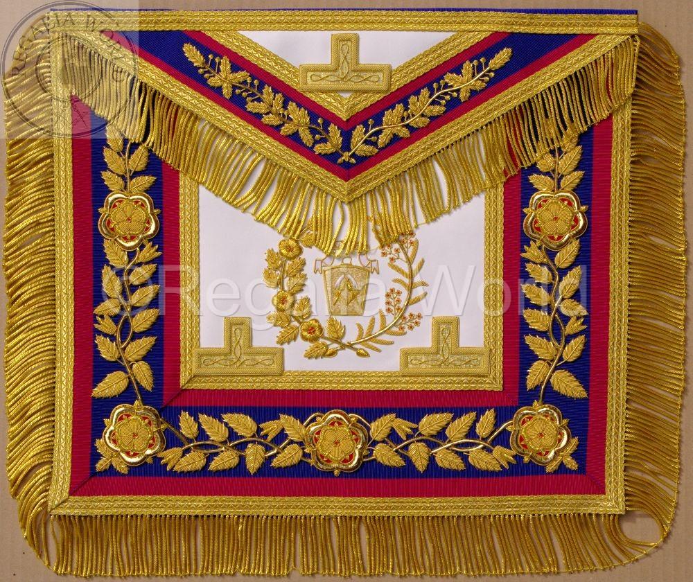 Provincial Grand Master apron