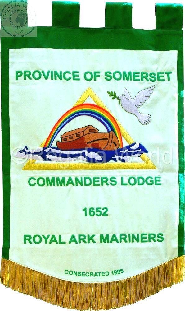 RAM Lodge banner